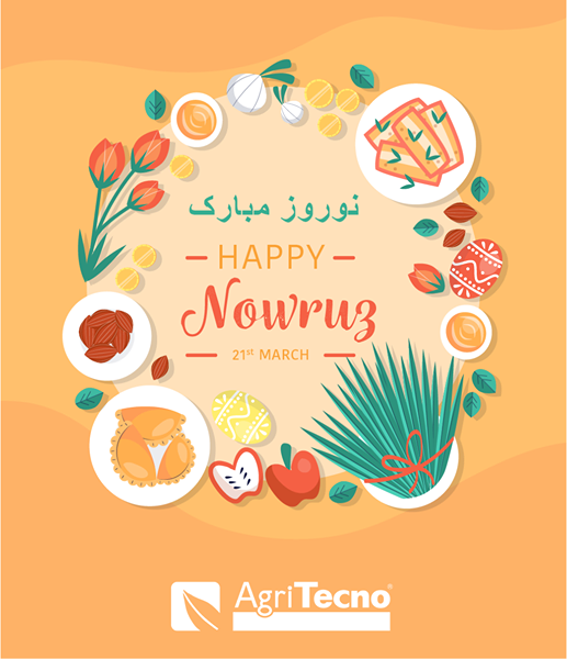 Happy #Nowruz  is the Iranian New Year, also known as the #PersianNewYear  ·