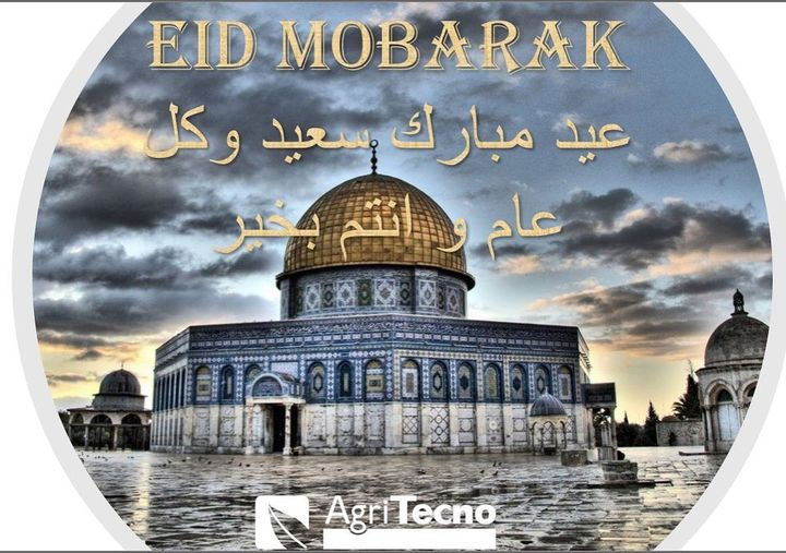 Wishing everyone a happy & prosperous #eidmubarak  ·